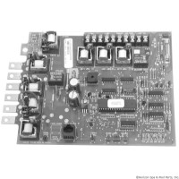 Jacuzzi® Circuit Board, F108/109, JACUZZI SERIAL STD W/ PHONE PLUG, 9710-30, F108