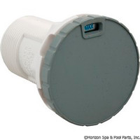 "Hydro-Air Slimline Air Control, 1"" [Gray,White,Bone,Black]"
