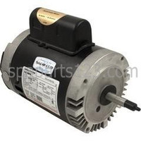 Jacuzzi Cygnet Spa Pump Motor C-Face Thd 3/4HP Sgl Spd 115/230V B127