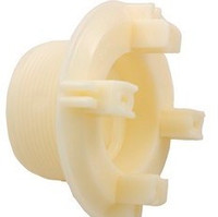 "GG Suction Wall Fitting 1.5""S, 4-Post (Repl 30134 O/S) ** Discontinued**"