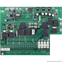 Hydro-Quip Circuit Board Ultimate+ Dig 240V most 8600/9600 Prior 5/03 (Rev.8) (33-0025-R8) 610304, 9286-07