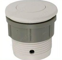 Spa Flush Air Button, White