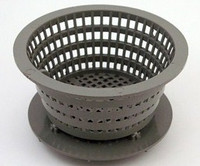 FIL11700138 Cal Spa FILTER BASKET - FILTER SKIM DYNAFLO, TOP MT BASKET ASSY, GREY 1