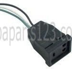 Female Blower 110v Cord