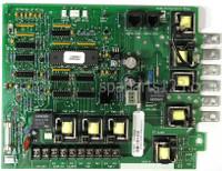 ELE09100010 Cal Spa Circuit Board 50859, C4000R1C