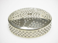 FIX12000000 Cal Spas Cover Main Drain Stainless