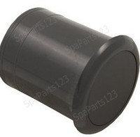 Spa Economy Press Fit Button, Black