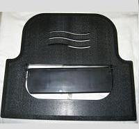 Down East Spas Freedom Filter Lid, Black (Master Spas) '03-'07