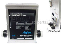 ELE09018210 Cal Spa Equipment Control Box CS9800TV , 05', (C-08/4), (P# 54431-01) DISCONTINUED