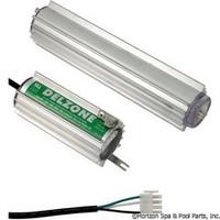 Delzone ZO-300RAM1 Ozonator 120V Amp Cord W/Min Parts