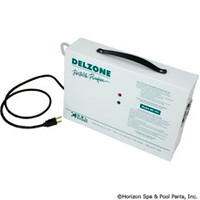 Delzone Portable Ozonator W/Air Pump 120V ZO-151