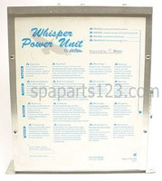 ELE09000356 Cal Spa Equipment Control Box CE2105 TUV CERT.