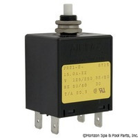 Circuit Breaker 15A, 125/250V, used on 624 Systems
