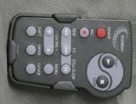 Catalina Spas VCR Remote Control