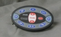 Catalina Spas Kenwood Remote Control