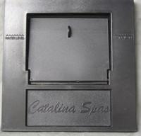Catalina Spas 50 Sq. Ft. Weir Door.