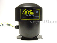 BLO05000190 Cal Spas Air Blower w/Wire Complete Regular Air 2.0HP 110V, DISCONTINUED REPLACE WITH NEW STYLE BLOWER