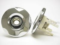 "PLU21703152, 3.25"" Face Cal Spa Neck Jet Insert - Quad Blaster Mini Flow S/S"