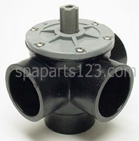 "PLU21100040 Cal Spa Valve 4 Way 1 1/2"" DISCONTINUED"