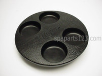 FIL11300160 Cal Spa Filter Cover Large Black