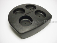 FIL11300241 Cal Spa Filter Cover Kona 924 Black DISCONTINUED USE FIL11300240 Gray Lid