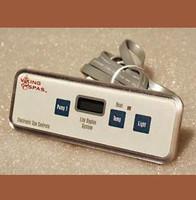 Balboa VS-Power Pak, 500-501-502 Series, 2004-Present: Balboa Topside Controller ES-1 Pump