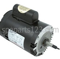 B973 Motor C-Face Thd 3/4HP 2-Spd 115V