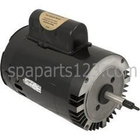 B971 Motor C-Face Thd 1/2HP 2-Spd 115V