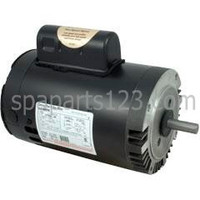 B976 Motor C-Face Keyed 1.5HP 2-Spd 230V