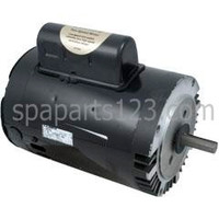 B972 Motor C-Face Keyed 3/4HP 2-Spd 115V