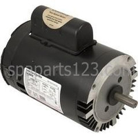 B974 Motor C-Face Keyed 1.0HP 2-Spd 230V