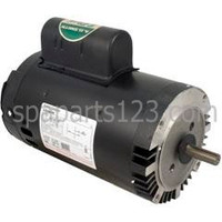 B808 Motor C-Face Keyed 2.0HP Sgl Spd 230V EE