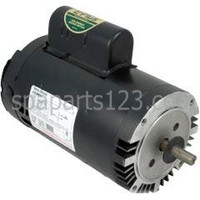 B634 Motor C-Face Keyed 3/4HP Sgl Spd 115/230V EE