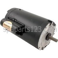 B125 Motor C-Face Keyed 3.0HP Sgl Spd 230V
