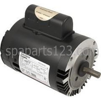 B120 Motor C-Face Keyed 1/2HP Sgl Spd 115/230V