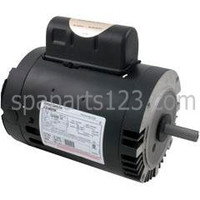 B121 Motor C-Face Keyed 3/4HP Sgl Spd 115/230V
