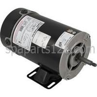 Waterway Center Discharge Spa Pump AOS Motor 48FR 3/4HP 2SPD 115V BN-36 1