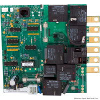 LA Spas Circuit Board Duplex Digital, LAS104/104R1A (51628)