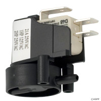 Air Switch, 20A SPDT Side Spout, LC (6871)