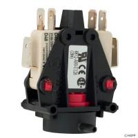 Air Switch, 20A DPDT Side Spout, LC (6872)