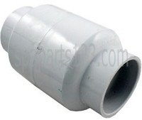 "Air Check Valve 2"" SxS White (42120-WH) GG Industries"