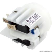 Air Switch-Alt, SPDT, Center Spout, ACA-111A