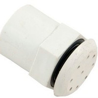 Air Injector Assy, White PVC