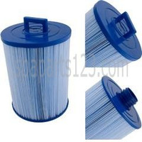 "6"" x 8-1/4""  Gulf Coast Spa Filter, AntiMicrobial, PWW50-M, 6CH-940, FC-0359"