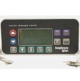 6600-803 SUNDANCE® SPAS TOPSIDE CONTROLS 850 CONTROL 2PUMP