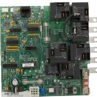 51707 Dimension One Spas Circuit Board, SLCD, D-1, Duplex Digital w/Phone Plug