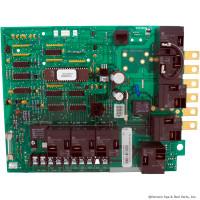 51536 Caldera Spas Circuit Board Models 9710CP, 9715CP Standard,W/ Phone Plug