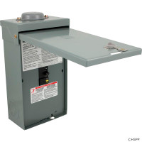 50amp Square D, GFCI Load Center(3)