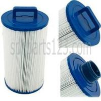 "4-5/8"" x 8"" Alcove Spa Filter PTL18, 4CH-21, FC-0121"