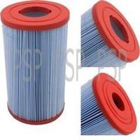 "4-3/8"" x 7-3/4"" Vita Spa Filter AntiMicrobial PVT25NOMBPd4, FC-3028"